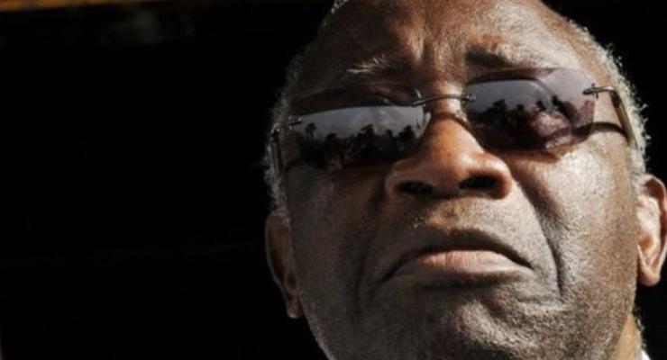 Швейцария заморозила счета экс-президента Кот-дИвуара