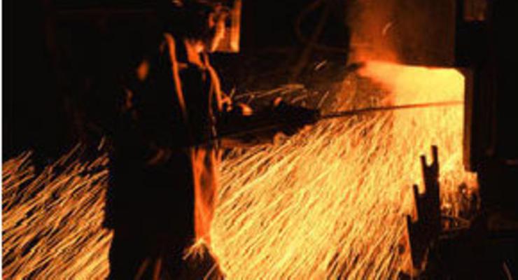 Украина в марте сократила производство стали