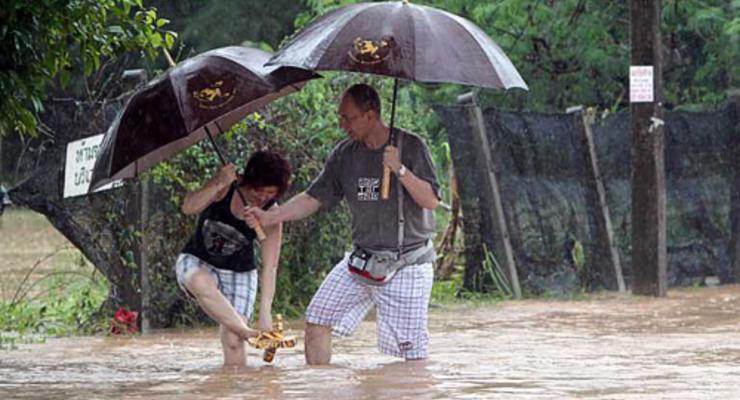Жертвами наводнения в Таиланде стали 2 тыс человек