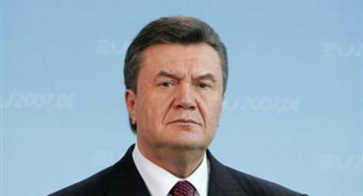 Янукович прокомментировал уголовное дело против Кучмы