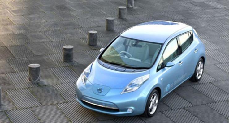 Грузия перейдет на электромобили