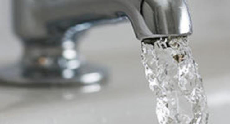 КГГА: Тарифы на холодную воду в Киеве не выросли
