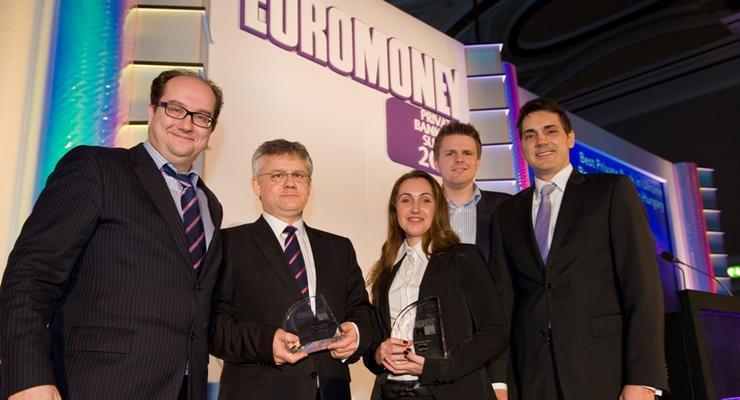 «ОТП Банк» признан лучшим банком в сфере Private Banking