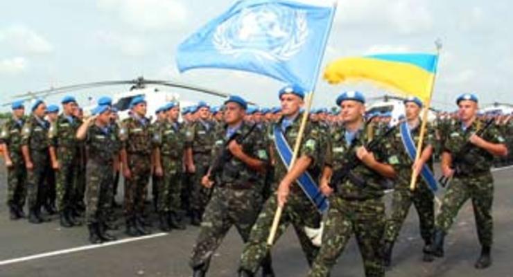 Янукович отправит украинских миротворцев в Кот-ДИвуар