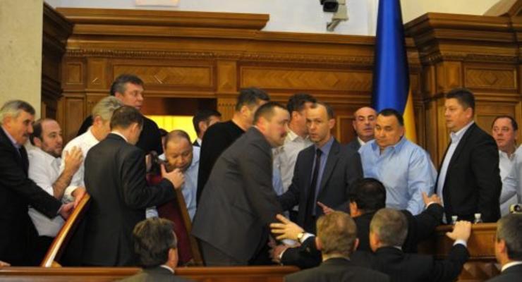 16 декабря нардепы препятствовали деятельности парламента - ГПУ