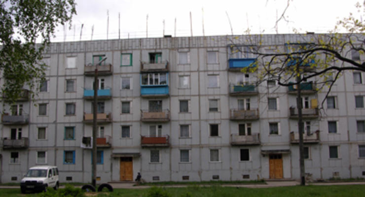 В Киеве снова заговорили о сносе хрущевок