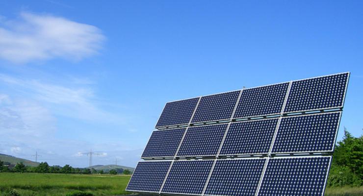 На развитие альтернативных источников энергии Украине нужно 400 млн евро