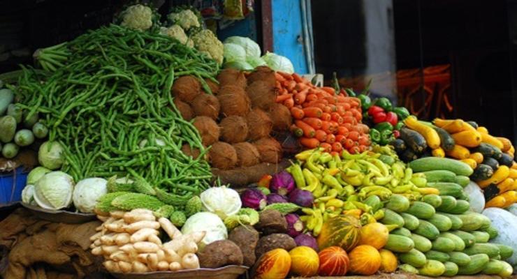 Экспорт украинских овощей и фруктов хотят запретить