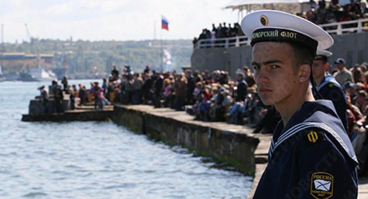 Российские моряки в Крыму объявили голодовку