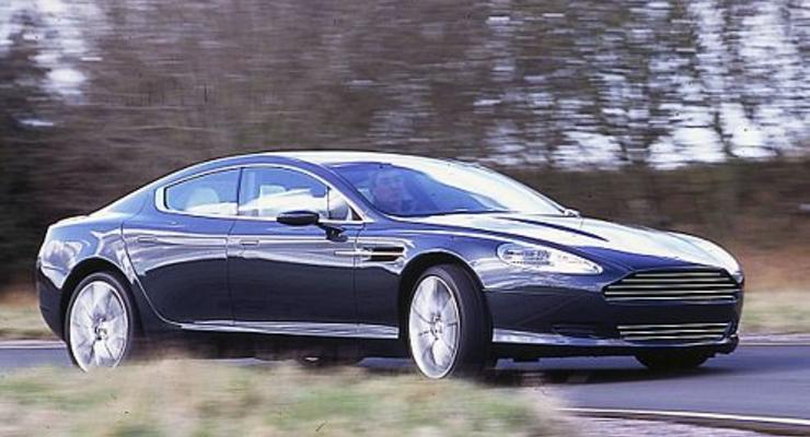 Aston Martin объявил об отзыве автомобилей