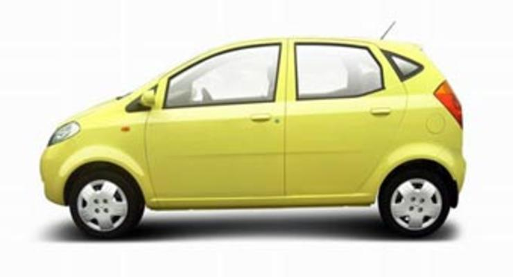 Япония выпустила самый легкий в мире электромобиль