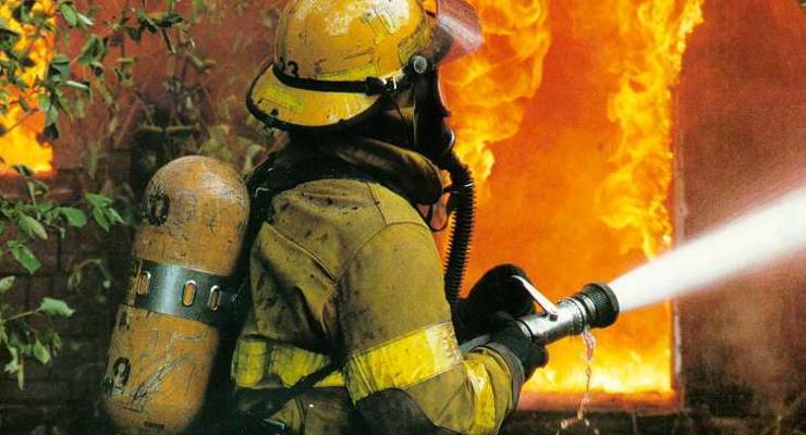 Из-за жары в Украине большая вероятность возникновения пожаров