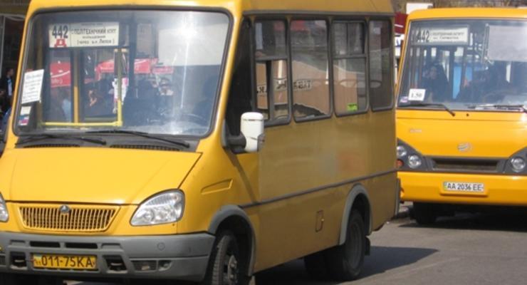 На киевских дорогах почти без пробок