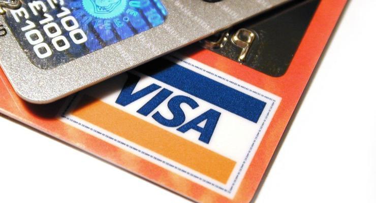 АМКУ подозревает Visa и MasterCard в сговоре