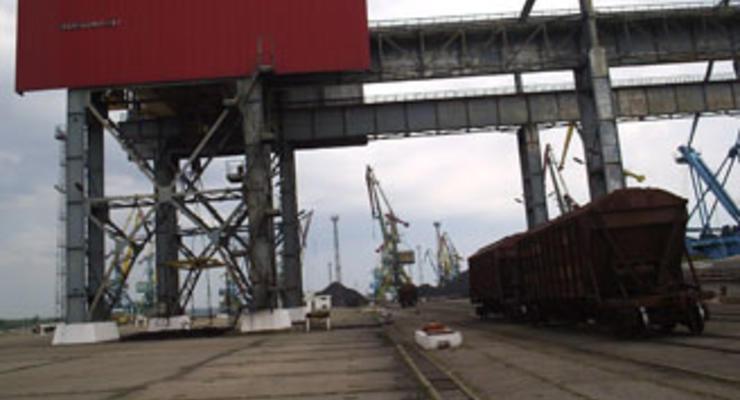 Ренийский порт затопило