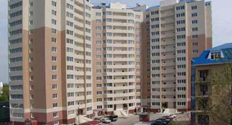В Киеве нет спроса на квартиры, а цены всё те же