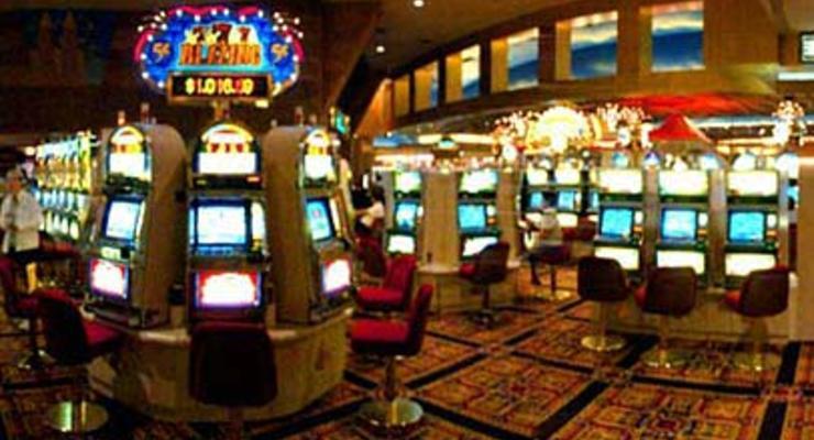 В Украину вернутся казино