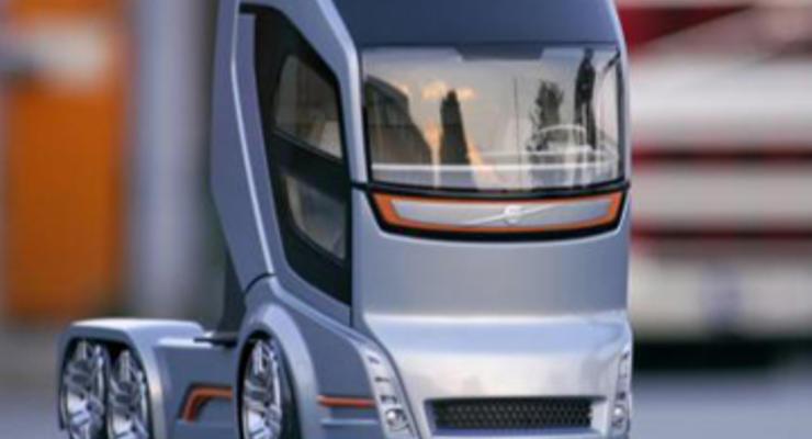 Volvo показал грузовик будущего