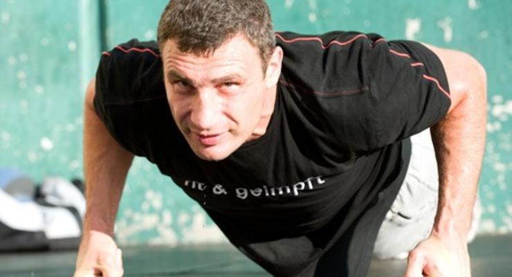 В субботу Кличко защитит титул