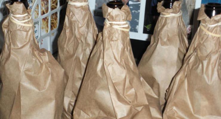 Бумажный пакет на бутылке пива не спасет от штрафа