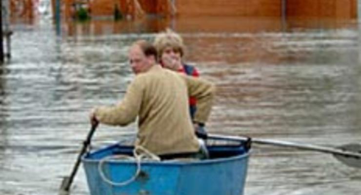 Катастрофическое наводнение в Польше:12 жертв