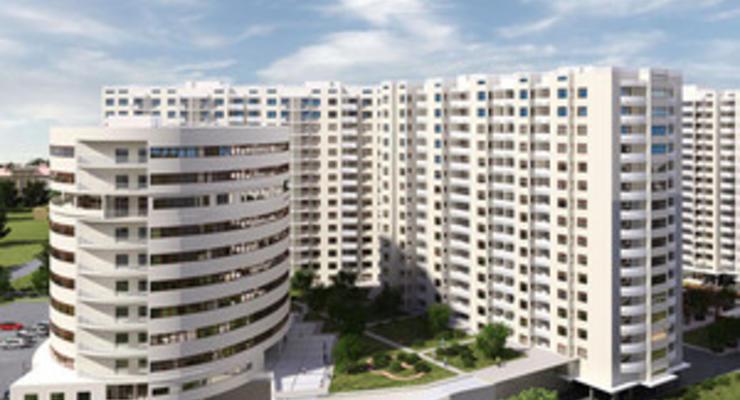 Компания «Терра Девелопмент» провела «день открытых ворот» на стройплощадке комплекса «Альта-Град» в Борисполе