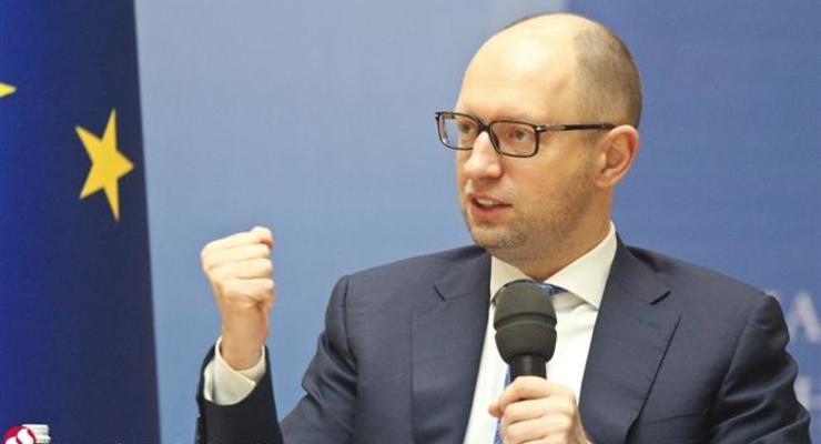 Украина не будет покупать газ у России этой зимой - Яценюк