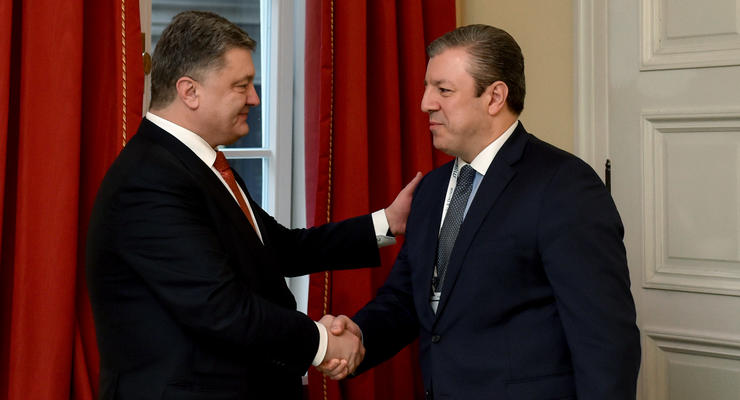 Украина и Грузия активизируют развитие Шелкового пути в обход РФ