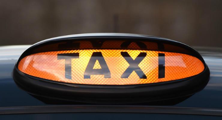 Таксисты Копенгагена перекрыли движение, протестуя против Uber