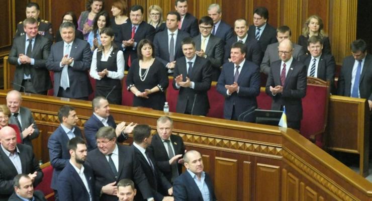 Судный день: достижения и провалы правительства Яценюка
