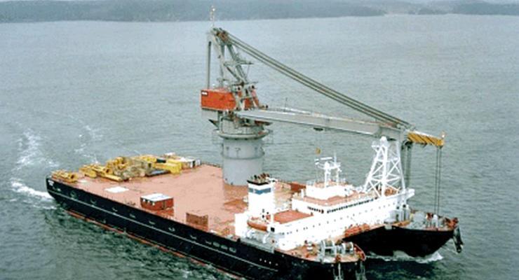 Мексика сняла арест с судна Титан-2 - Нафтогаз