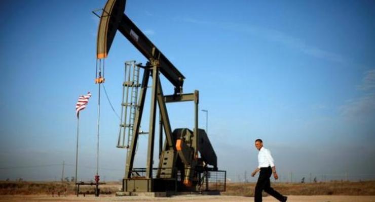 Цены на нефть растут из-за данных по буровым установкам в США