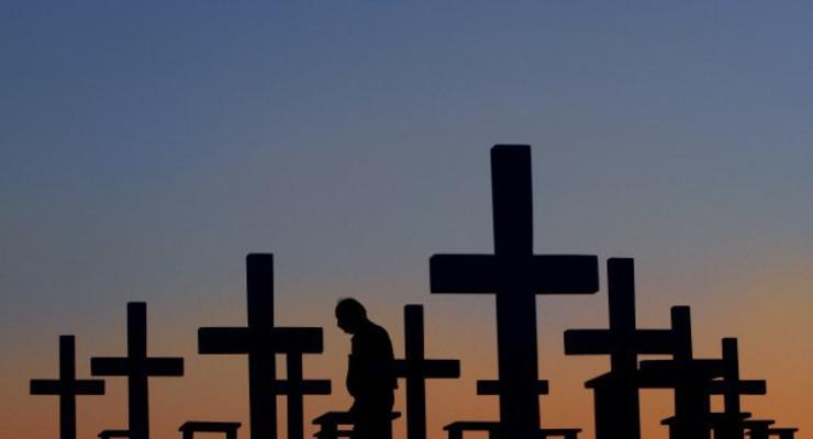 Сколько стоят похороны в Украине