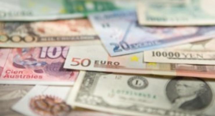 Курсы европейских валют к доллару США на 12 декабря
