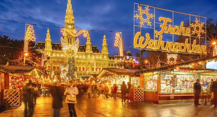Новый год в странах Западной Европы
