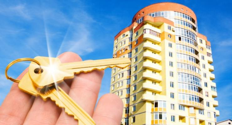 Украинцы стали реже брать квартиры в аренду
