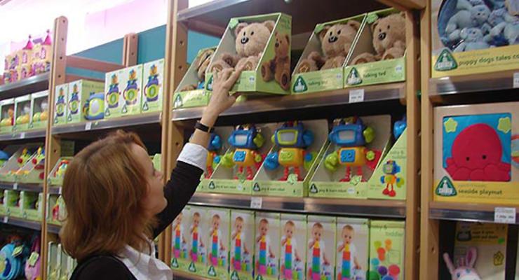 Открываем интернет-магазин детских вещей