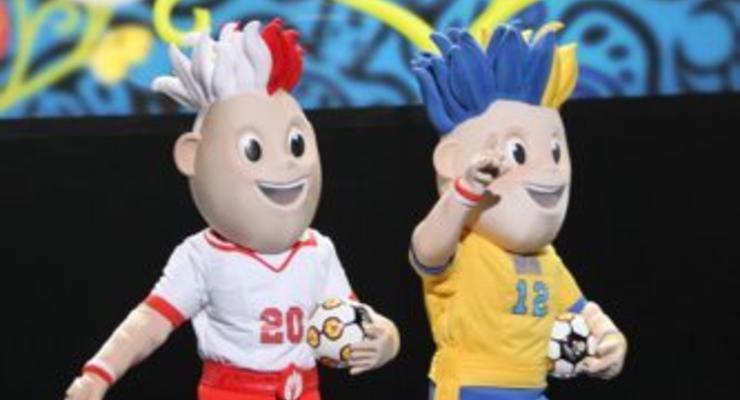 СМИ: Евро-2012 в Украине воспринимают как пятилетку советских времен