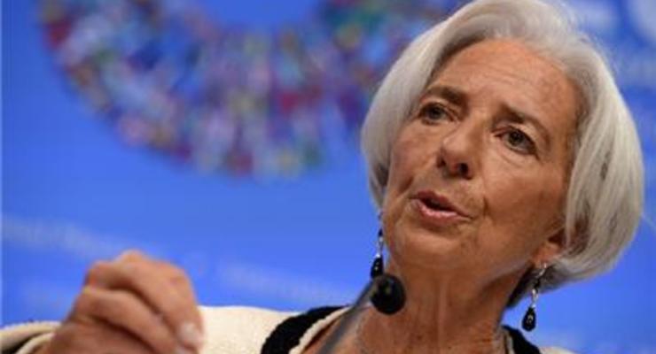 Глава МВФ: Не стоит слишком увлекаться монетарной политикой