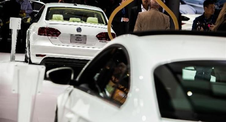 Volkswagen будет инвестировать в китайский рынок
