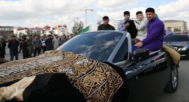 Джигит без коня: Обнародована декларация о доходах Кадырова
