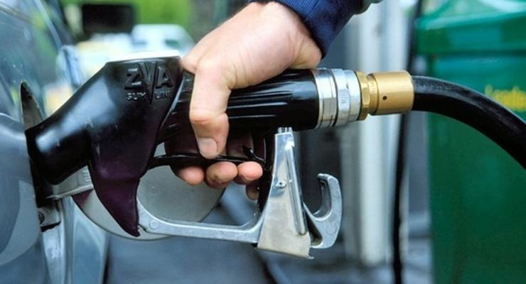 Бензин ищет цену