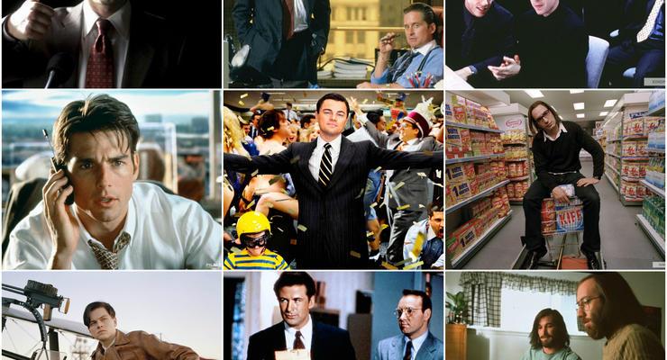 ТОП-10 фильмов о бизнесе и успехе