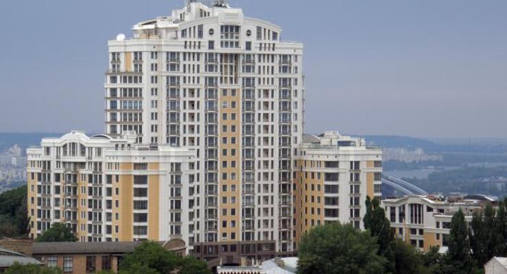 Стало известно, сколько служебных квартир получили киевские чиновники с 2012 года