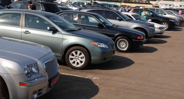 Снижение акцизов для импортных б/у авто: если закон вступит в силу