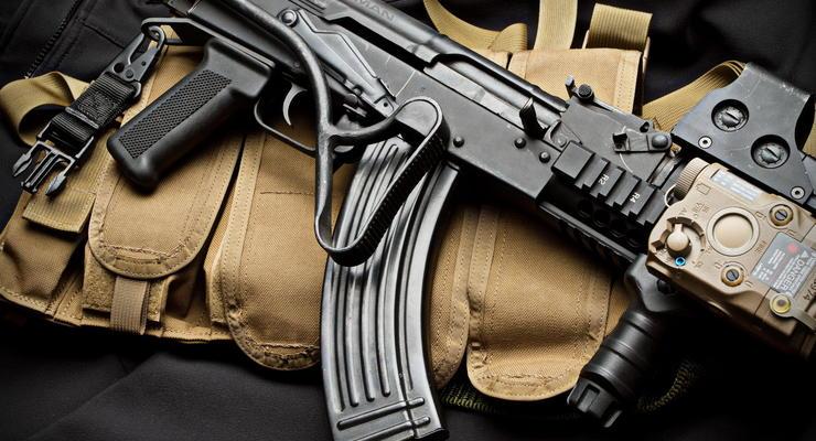 Оружие, ввозимое в Украину из-за рубежа, не будут облагать налогом
