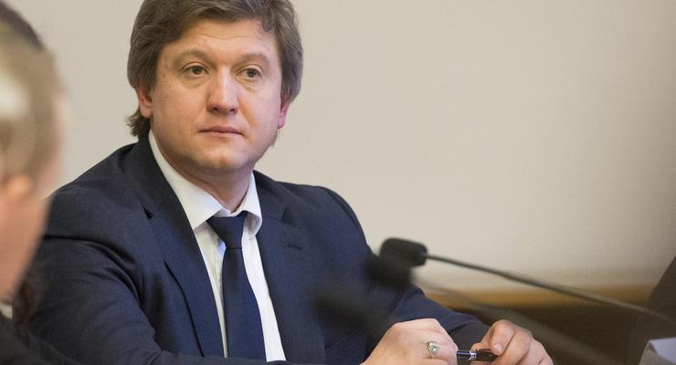 Украина получит три транша МВФ в 2016 году - Данилюк