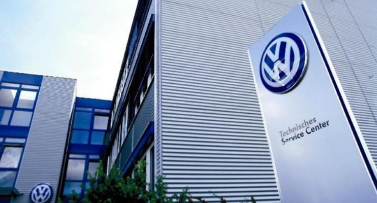 Volkswagen грозит штраф в Германии