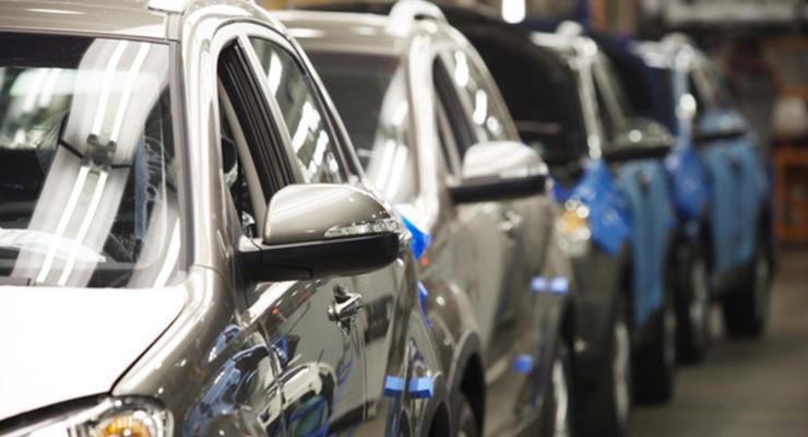 Украина наращивает импорт автомобилей