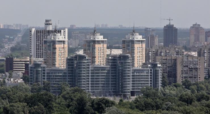 В Киеве выросли продажи жилья